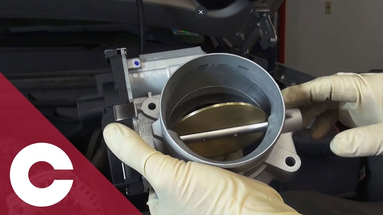 GM Truck Electronic Throttle Body (ETB) Relearn Procedure