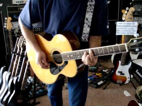 Yamaha Cj Guitar