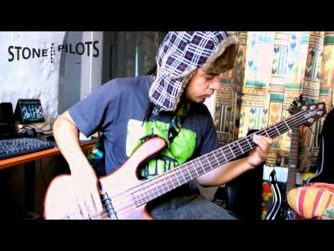 Stone Temple Pilots - Interstate Love Song (Bass Cover)
