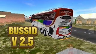 Bus Simulator Indonesia BUSSID V2.5 Android | Full Music Dashboard View