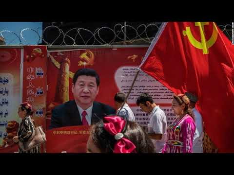 Chinese Minority Uyghurs Forced To Welcome Communist Party Into Their Homes