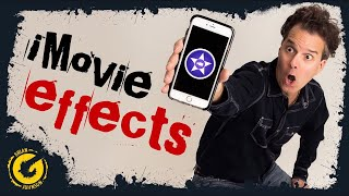 iMovie Special Effects - iPhone iPad iOS - iMovie Tricks & Hacks