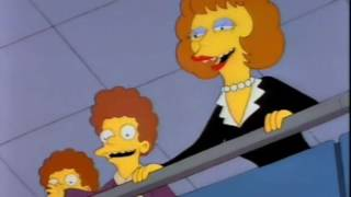 The Simpsons The End S03E03 When Flanders Failed