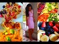 WHAT I ATE TO LOSE & MAINTAIN 88 Pounds ♡ | My Weight Loss Food Diary #7