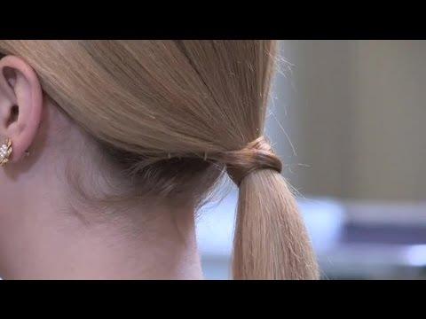 ponytail fine hair