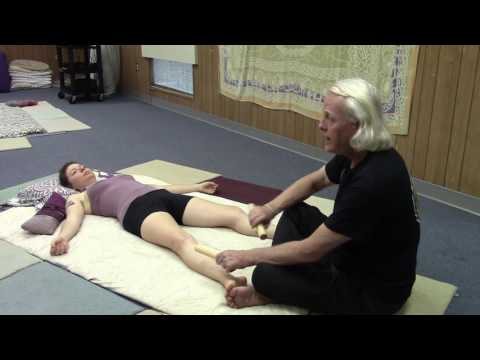 SomaVeda Thai Yoga Stick Massage, Tok Sen Intro