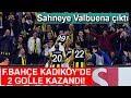Fenerbahçe - Anderlecht Maçında 2 Gol, 1 Kırmızı Kart Var
