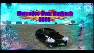 🔥MTA[CCDPlanet] Тест-Драйв Mercedes-Benz Maybach S600🔥