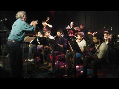 Jerusalem Academy Of Music Big Band with Mamelo Gaitanopoulos