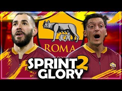NUR Ü30 SPIELER VERPFLICHTEN UND CL TITEL HOLEN ?! 💥🔥 | FIFA 19: AS ROM Sprint to Glory Karriere