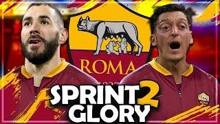 NUR Ü30 SPIELER VERPFLICHTEN UND CL TITEL HOLEN ?! 💥🔥   FIFA 19: AS ROM Sprint to Glory Karriere
