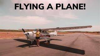 I FLEW A PLANE IN SRI LANKA!! (Jaffna to Sigiriya) // Sri Lanka Vlog 1