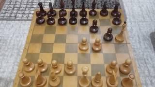 Мат в 3 хода. Шахматы. Урок 9.