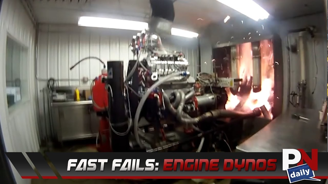 Fast Fails: Dyno Edition