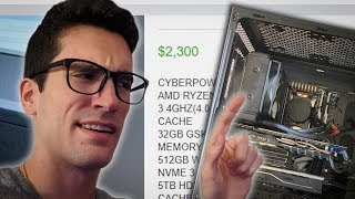 This PC Costs More Than Retail... and it's USED