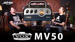 Vox MV50 Amps - Huge Tones, Light as a Feather!