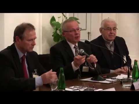 Miloslav Vlk a Jiří Šedivý na téma: Zodpovědnost za duše a životy lidí