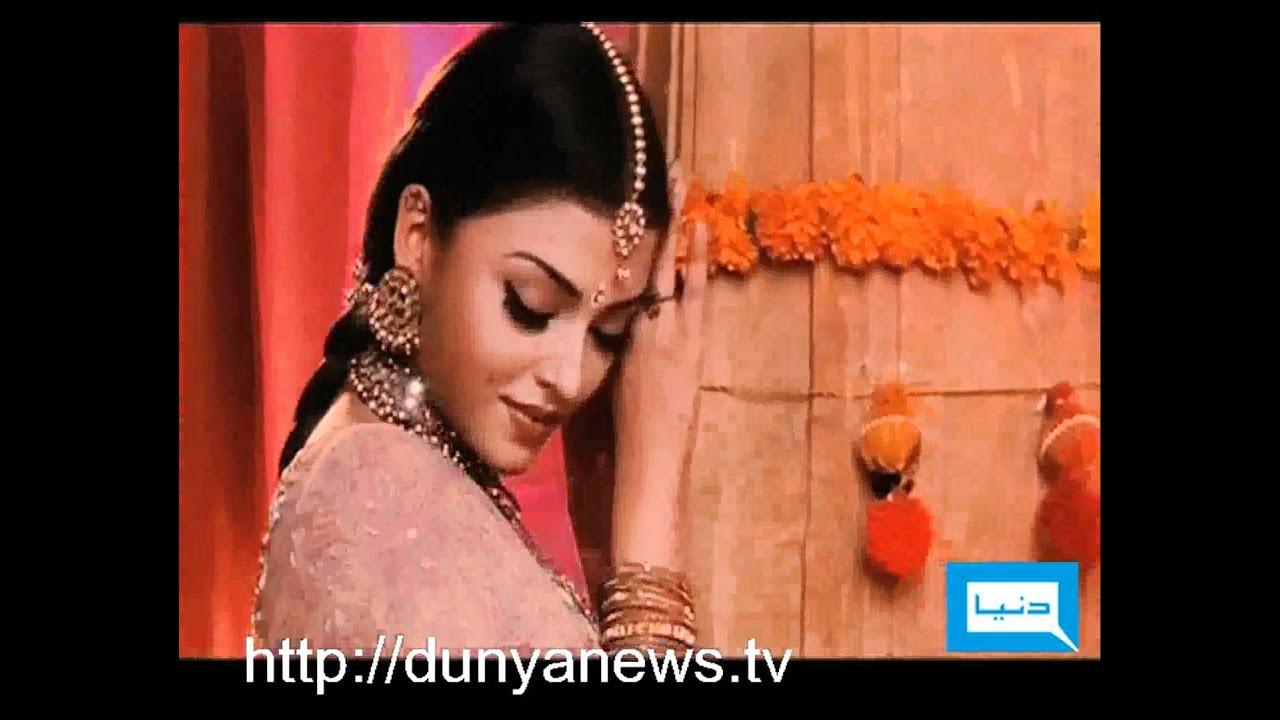 Dunya TV-16-11-2011-Aishwarya Rai gives birth to a baby ...