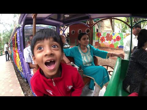 Toy Train ride: Bal Bhavan, Cubbon Park - Shot on iPhone + Moment