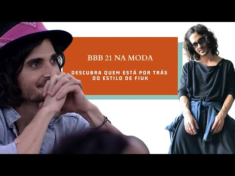 BBB21: Descubra quem está por trás do estilo de Fiuk?