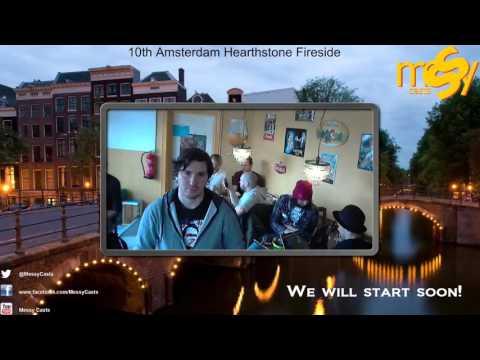 Tenth Amsterdam Hearthstone Fireside: Tavern Hero Qualifier Part 1