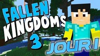 Fallen Kingdoms Avec Mods III : Twilight Forest | JOUR 1 - Minecraft FK thumbnail