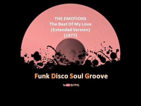 THE EMOTIONS - The best of My Love (Extended Version) (1977)