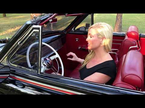 WOW! I GOT TO REVIEW COACH MIKE DITKA'S CUSTOM 1948 Packard!