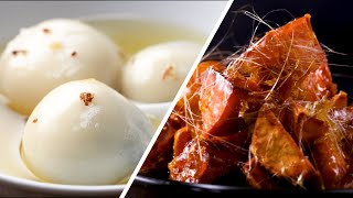 Celebrate The New Year With Candied Sweet Potatoes and Sweet Dumplings • Tasty