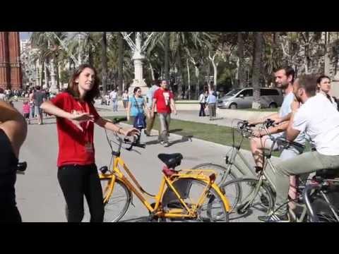 Sandemans New Barcelona Bike Tour