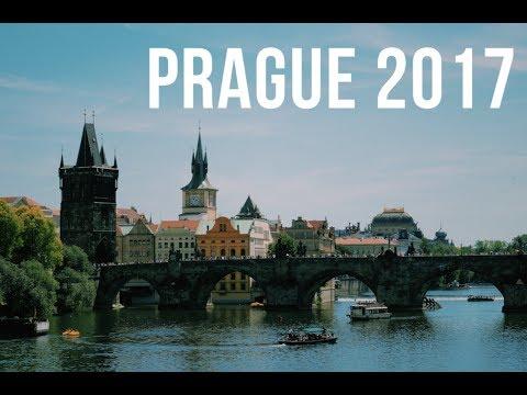 Missing Trains in Prague | Senior Trip - Europe 2017