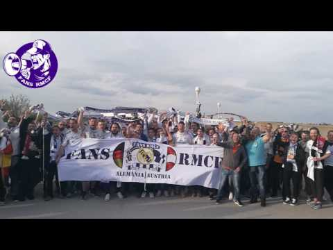 FANS RMCF On Tour - FC Bayern vs. Real Madrid