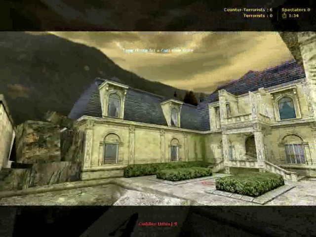 Cs 1.6 de_chateau pug 12/15/2016