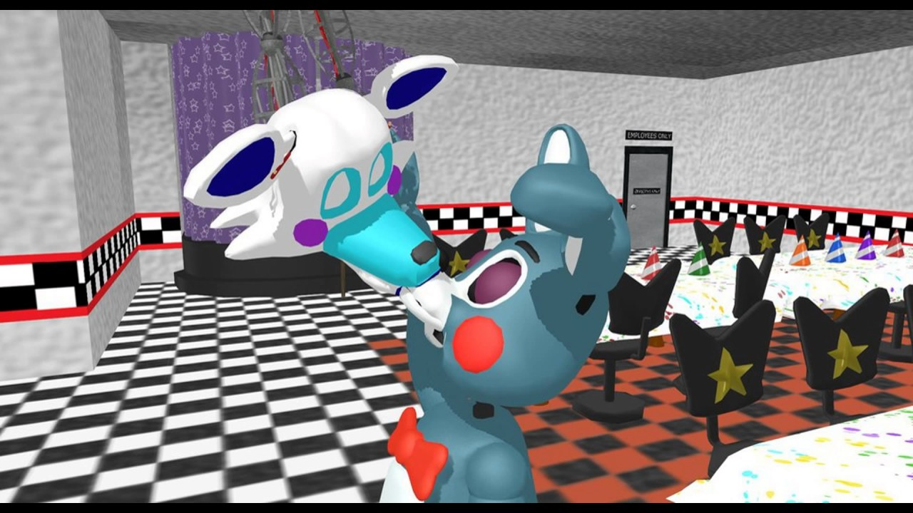 Cute Pics Of Toy Bonnie X Mangle Youtube