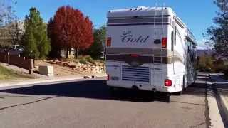 Leaving For A Road Trip - 2004 Alfa See Ya Gold RV *1080p HD*