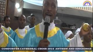 celestial church of christ comforter cathedral akoka parish 1 2014 harvest anthem