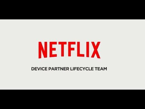 Netflix Partner Devices
