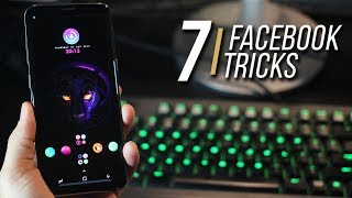 7 Facebook Tricks you must know NOW!