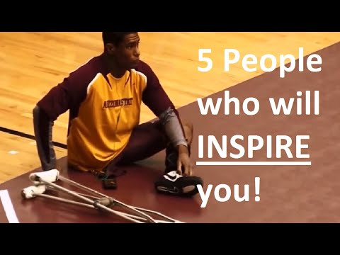 Who Inspires You?   Andy Dion & Cubb Michaels - Trials & Tribulations