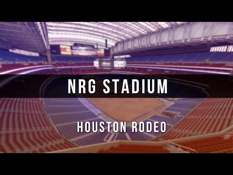 3D Digital Venue -  NRG Stadium (Rodeo Houston)