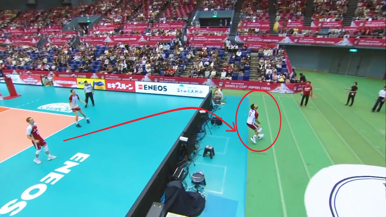 Craziest Points That No One Expected in Volleyball (HD)