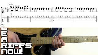 How to play: a punk guitar lesson vampire weekend intro riff with tab, great modern from an indie band :)♫ products i use ♫► voodoo labs pedal power 2 p...