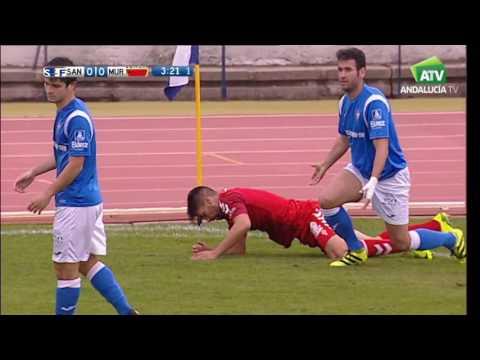 Deportes. Liga de Fútbol 2ª B | San Fernando CD - Real Murcia
