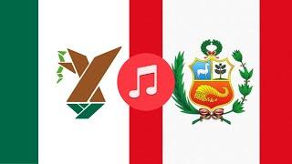 CANTANTES MEXICANOS VS CANTANTES PERUANOS||COMPARACIÓN
