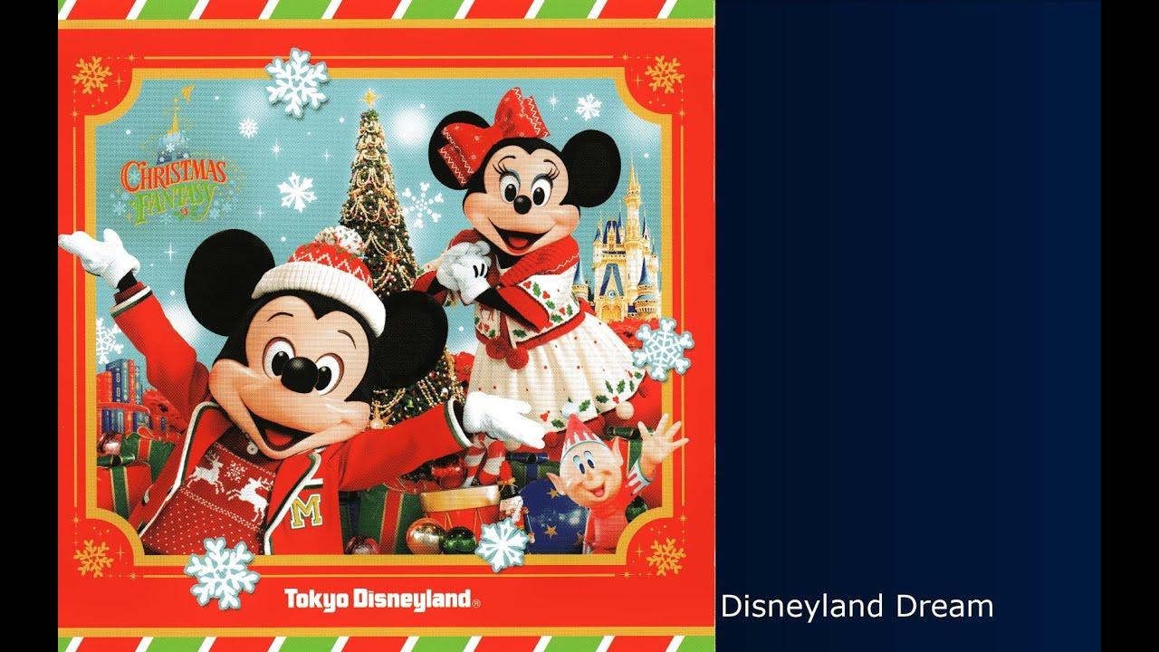 tdl music disney christmas stories christmas fantasy 2015 - Disney Christmas Music