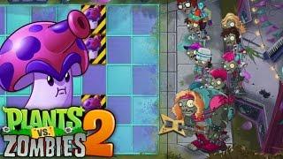 Plants vs. Zombies™ 2 - PopCap Neon Mixtape Tour Day 26