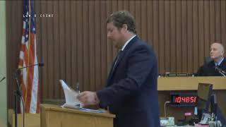 Jordan Lamonde Trial Prosecution Opening Statement 08/01/18