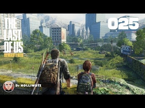 The Last of Us #025 - Ellie von den Huntern befreien [PS4] Let's play Last of Us remastered