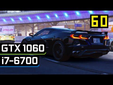 Project CARS 3 | i7-6700 + GTX 1060 6GB [High] [1080p DX11] |