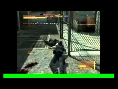 MGO2 Original 5v2 clip- before tactical reload was taken away